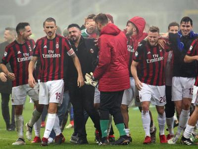 AC Milan no podrá jugar la Europa League