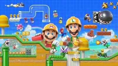 """El fontanero de Nintendo vuelve con """"Super Mario Maker 2"""""""