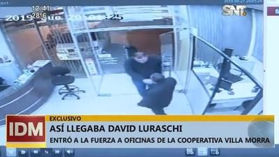 Expresidente de cooperativa sustrajo documentos, denuncian