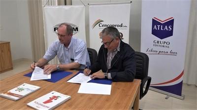 Ascim y Atlas harán libros didácticos en idioma Enlhet y Nivaclé para el Chaco
