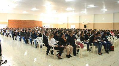 Capacitan a docentes de Canindeyú contra todo tipo de abuso y suicidio