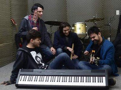 Cuarteto Elástico trae el funk a Spin The Black Mango