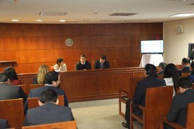 Presentaron propuesta de plataforma digital de casos emblemáticos