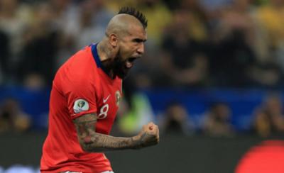 HOY / Colombia no puede con Chile y se queda en Cuartos de Final