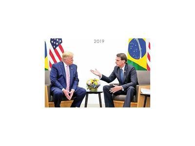 Trump pide paciencia y sanciona al hijo de Maduro