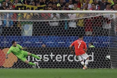 Chile superó a Colombia y avanza a las semifinales de la Copa América