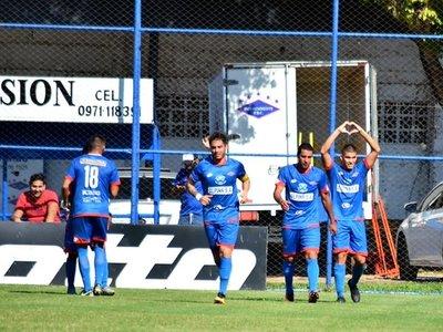 Independiente sonríe en Campo Grande