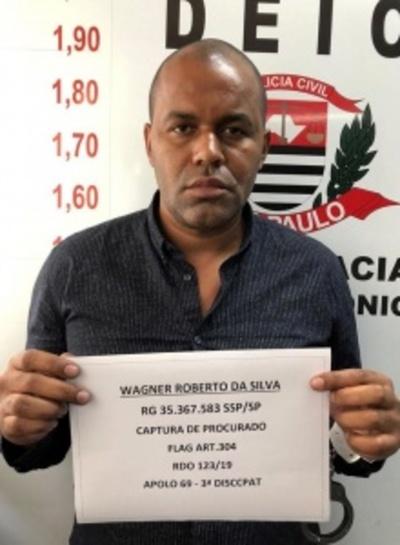 """Brasil: cae """"Pelé"""", cerebro y ejecutor de tráfico de drogas, armas y guerra en frontera paraguaya-brasileña"""