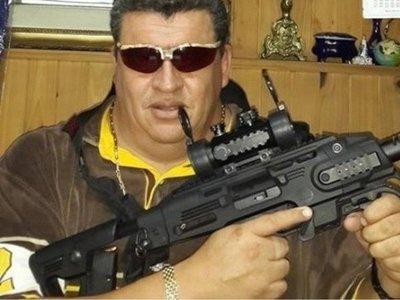 Matungo, supuesto nexo local de banda de tráfico de armas