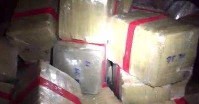 HOY / Caen unas 15 toneladas de marihuana en la frontera