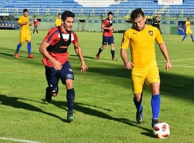 Nacional supera a Sportivo Luqueño en amistoso