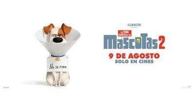 Esta semana se estrena La Vida Secreta de tus Mascotas 2