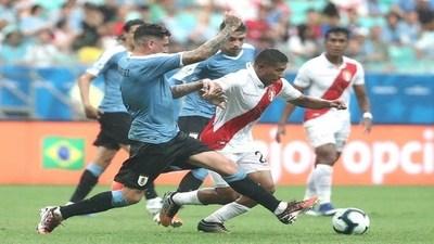 Goles Copa América: Uruguay (4)0-0(5) Perú · Radio Monumental 1080 AM