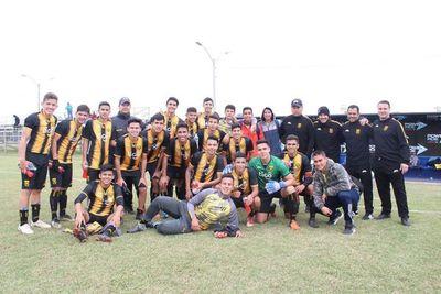 Sub 17: Olimpia y Guaraní se acercan