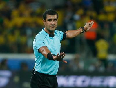 Conmebol designa árbitros para las semifinales