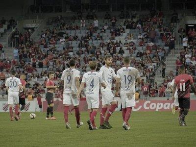 Los goles del triunfo de Cerro ante Atlético Paranaense