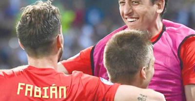 España es la mejor de Europa en la Sub 21