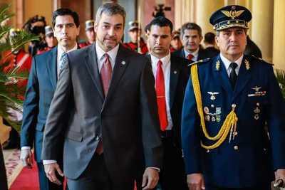 Mario Abdo brindará su primer informe de gestión ante el Congreso