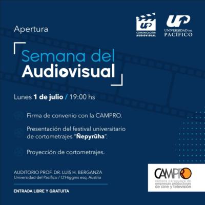 """Universitarios anuncian festival de Cortos """"Ñepyrüha"""""""