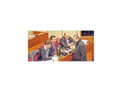 Zacarías ya no  presidiría la comisión que analiza ternas