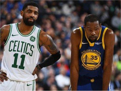 Durant, Irving y DeAndre Jordan serán compañeros con los Nets