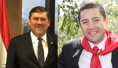 Llano y Alliana asumen presidencia de ambas cámaras