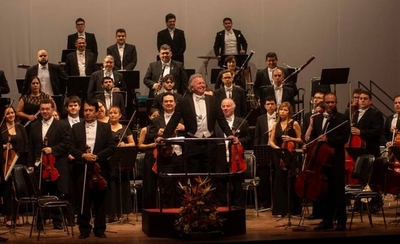 HOY / Beethoven, Mendelssohn y Strauss en concierto de abono de la OSCA