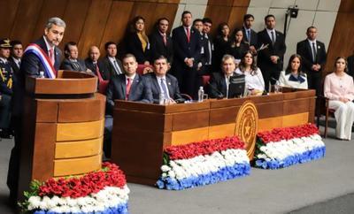 Presidente destaca formalización económica, inversión social y lucha contra el crimen organizado