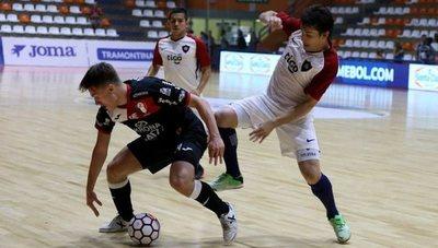 Futsal: Cerro Porteño conocerá a sus rivales este jueves