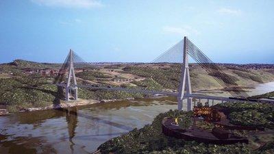 Millonaria inversión de ITAIPU Binacional para construcción de puentes fronterizos