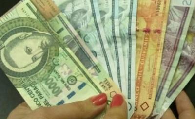 Marito decreta aumento de G. 80.277 para salario mínimo