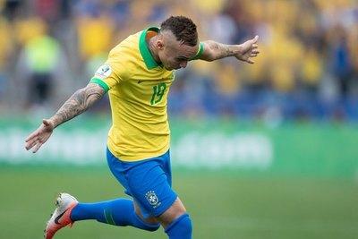 Everton, el atacante que puso a Brasil a jugar como Brasil