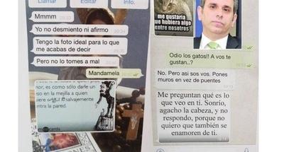 HOY / 'Mandamena una foto sexy': juez  denunciado por acoso ahora  pide US$ 450.000 a víctima