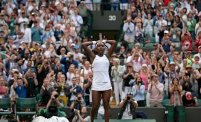 HOY / Wimbledon arranca con un triunfo inesperado