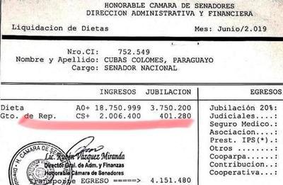 Es más «rentable» ser concejal de Concepción, que Senador de la Nación