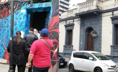 HOY / Les cayó Hacienda: Central  Bar y La Chispa cerrados por  3 días por no emitir facturas