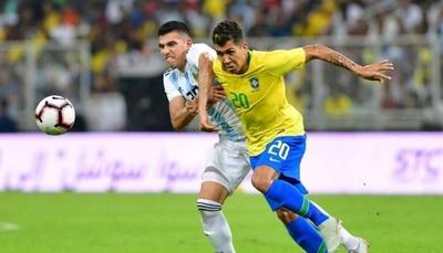 HOY / Brasil-Argentina, final anticipada en el Mineirao