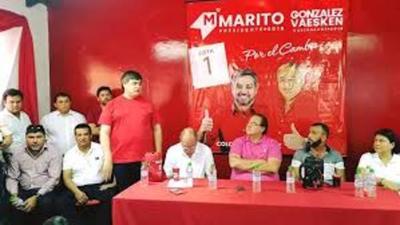 """Designación de """"Tiki"""" González como líder de Añetete es un error, afirman"""