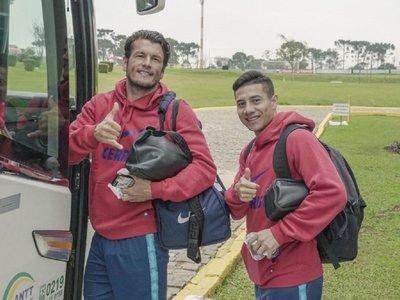 Cerro y su segunda prueba en Brasil ante Paraná