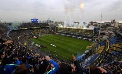 HOY / Argentina pone a la Bombonera en su lista de estadios para la Copa América 2020
