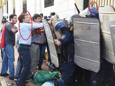 Piden 15 años de cárcel para policía que disparó a Édgar Acosta