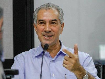 Gobernador que pidió el cierre de la frontera de Brasil con Paraguay visitará a Marito