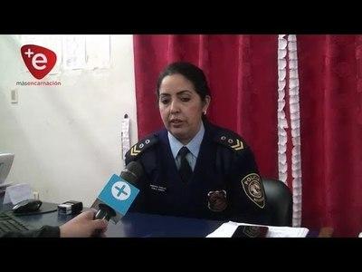 NI LOS POLICÍAS SE SALVAN DE LOS DELINCUENTES