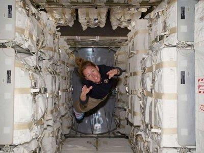 El ser humano, más cerca de generar gravedad artificial en el espacio