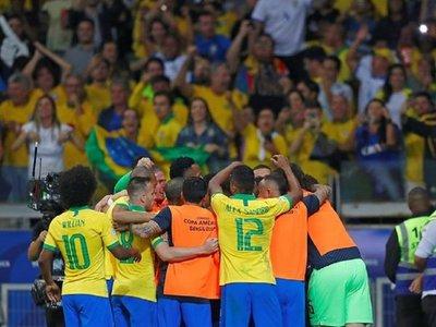 Gabriel Jesús y Firmino envían a Brasil a la final de la Copa América