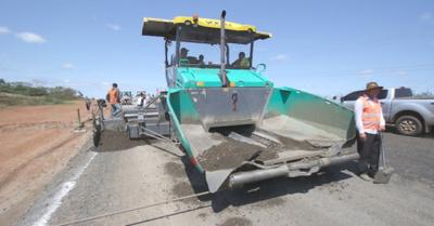 Alto Paraguay va a tener su primera ruta de asfalto he'i
