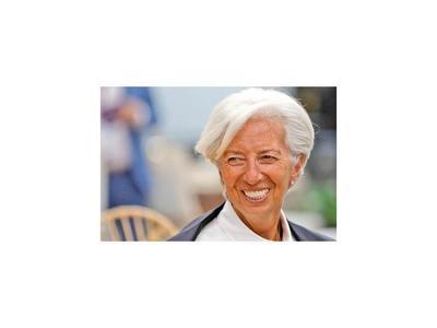 Christine Lagarde deja el FMI para hacerse cargo del BCE