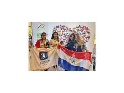 Paraguayas ganan  oro y plata en torneo hecho en Nueva York