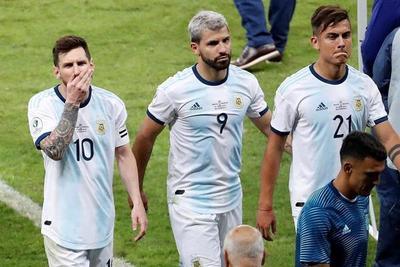 Messi, muy crítico con el arbitraje tras eliminación de su selección