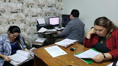 Desvinculación de planilleros sigue a diario,  y algunos casos serán remitidos a la Fiscalía